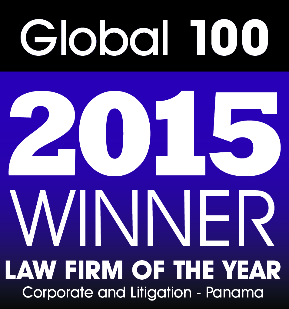 """Corporate and Litigation - Panama"" by Global 100 Awards 2015"